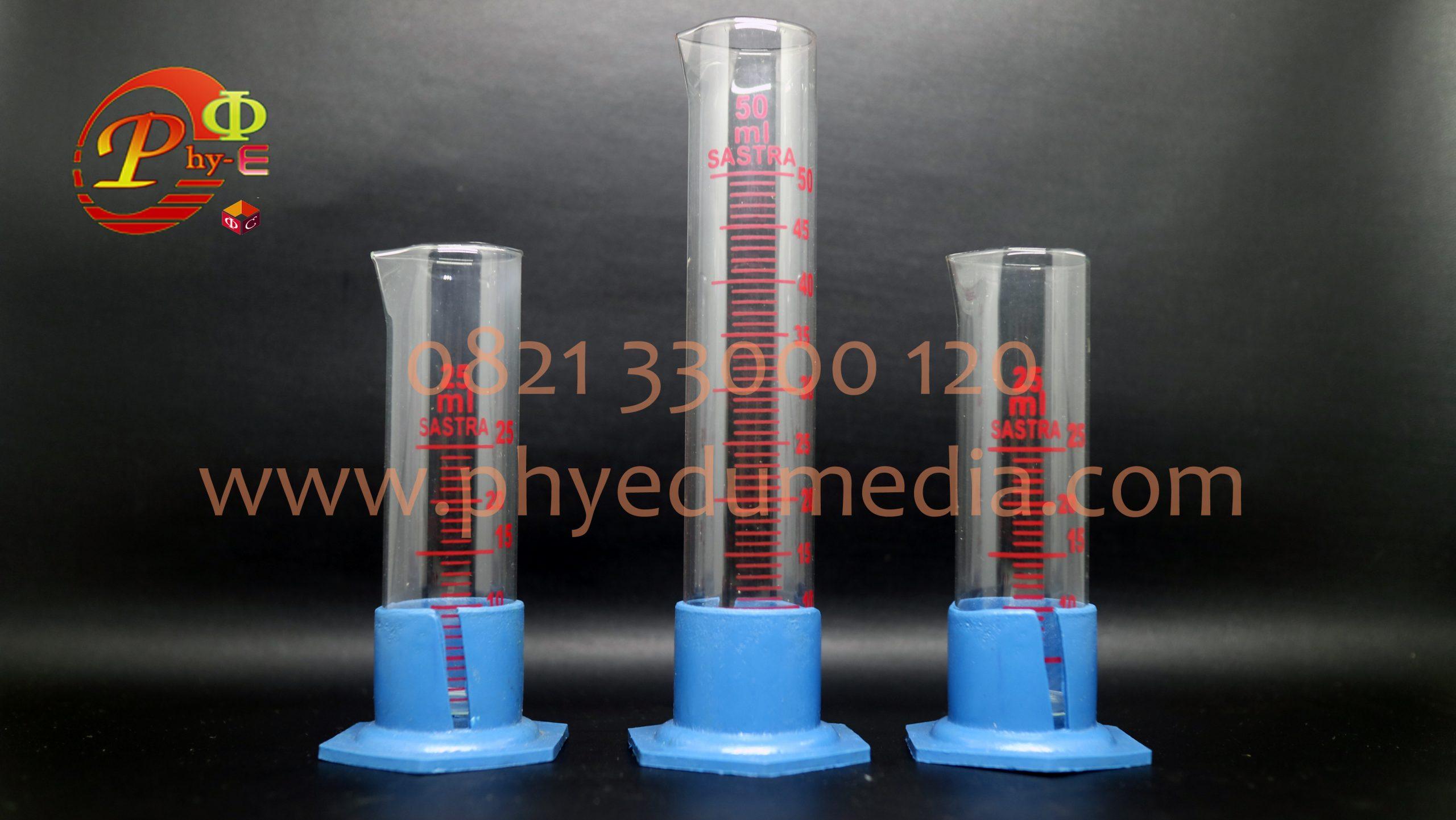 Gelas Ukur 50 ml Plastik