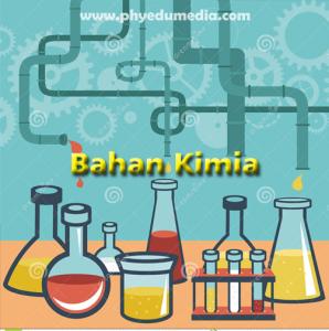 bahan kimia bagian dari peralatan laboratorium